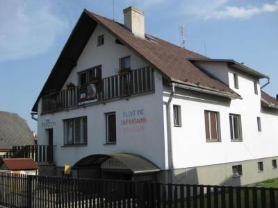 Foto ubytování Penzion Bystré