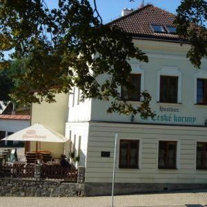 Foto Penzion U České koruny Lipnice