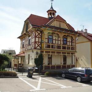 Foto Penzion Vila Bellevue